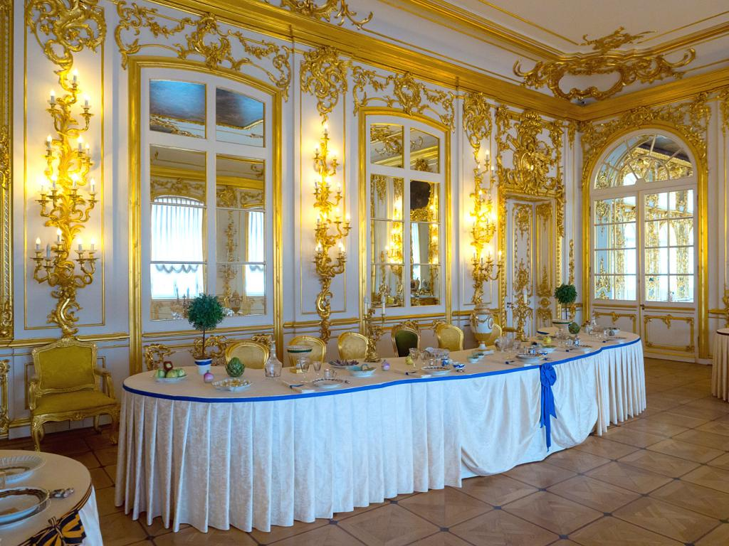 Chevalier Dining Room