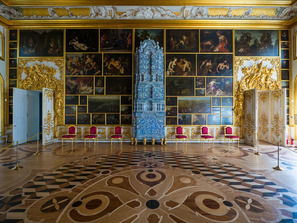 Picture Hall of Catherine Palace