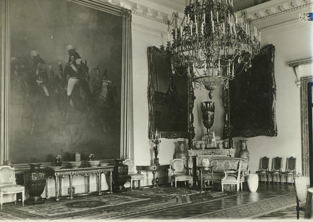 Portrait Hall in 1930s