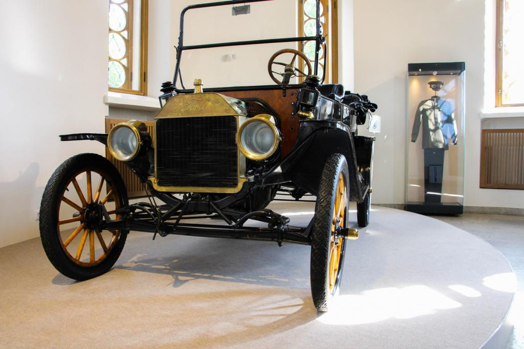 American Ford T automobile of 1908-1913
